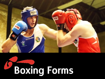Boxing Forms