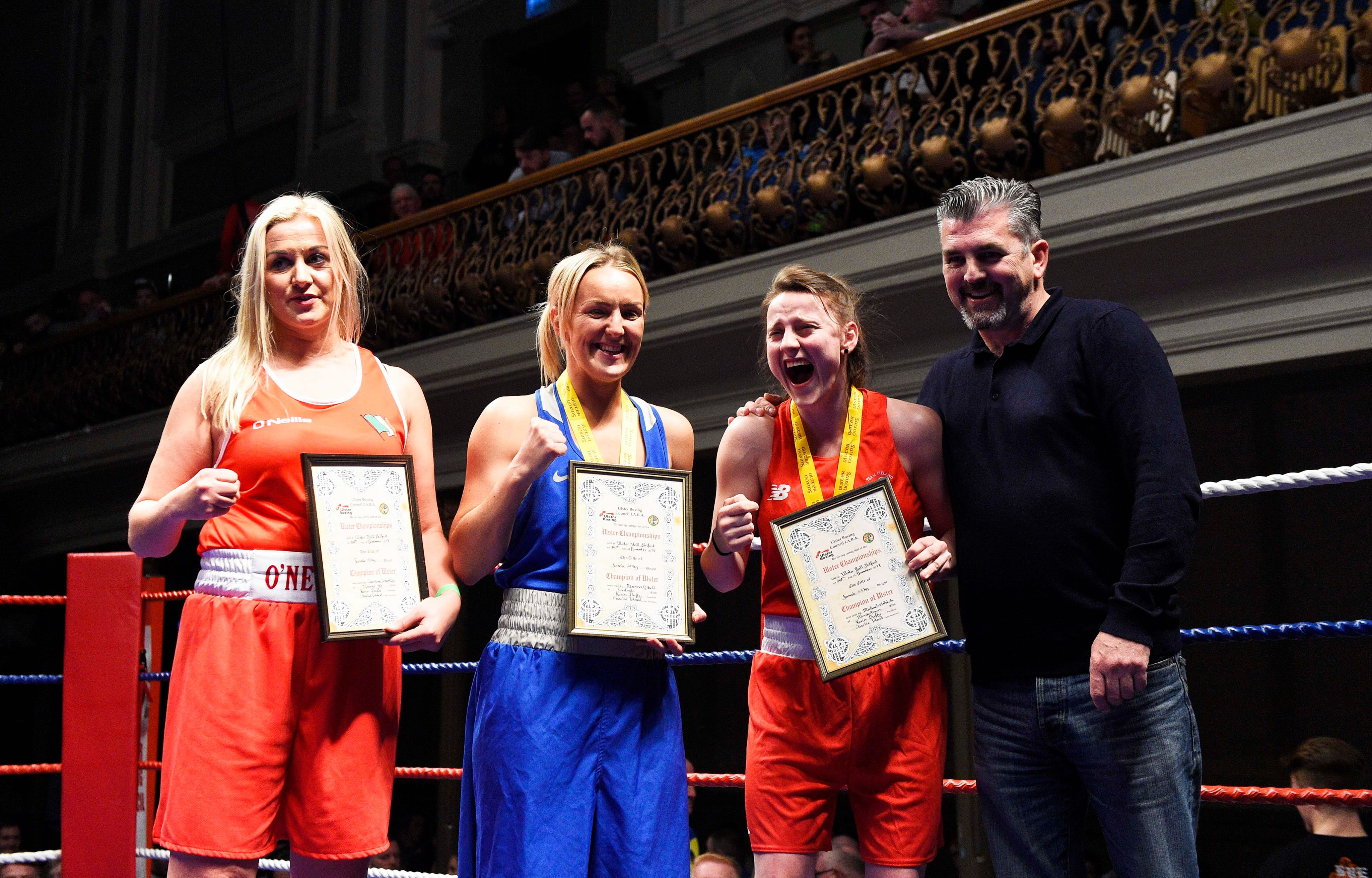 The Ulster Boxing Council – Governing Body for boxing in the